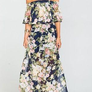 Show Me Your MuMu, Hacienda Maxi dress